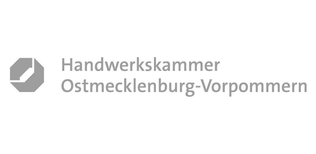 Auf diesem Bild ist das Logo der Handwerkskammer OMV zu sehen