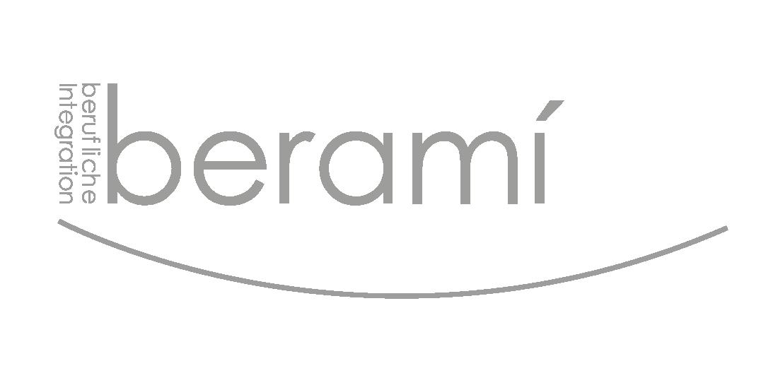 Auf diesem Bild ist das Logo von Beramí zu sehen