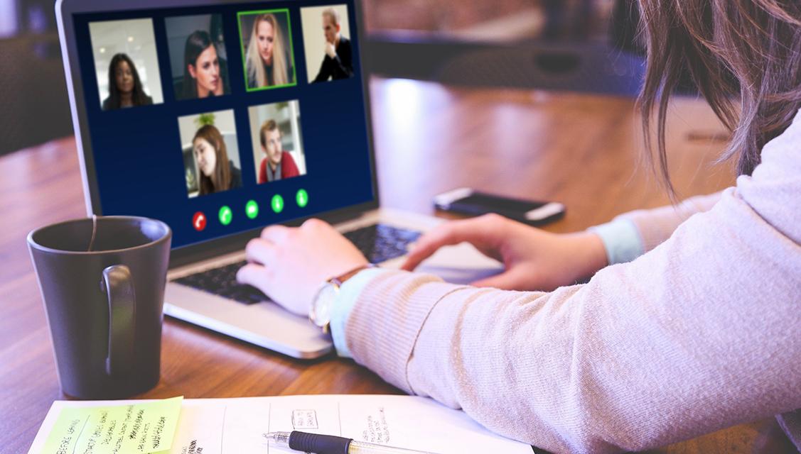 Das Videokonferenz System von Copendia