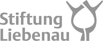 Hier ist das Logo der Stiftung Liebenau zu sehen
