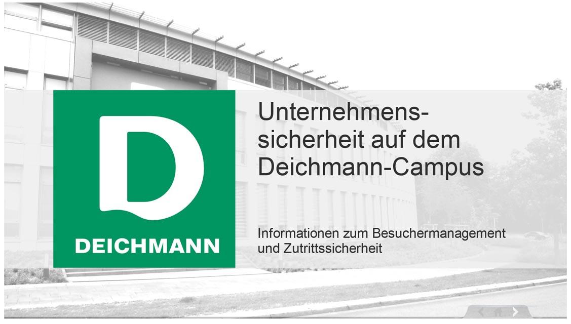 Referenz Deichmann